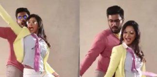 Saranya Dance to Rakida Rakida Song