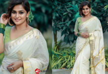 Actress Ramya nambeesan Latest Photos