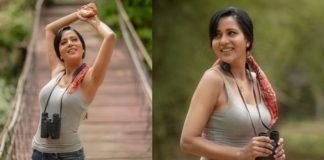 Actress Raiza Wilson Latest Photos
