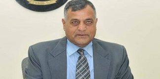 Election Commissioner Resignation
