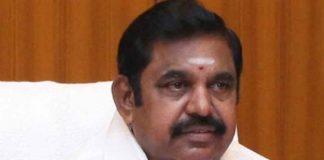 TN CM EPS Condolences to Salem Anbazhagan Family