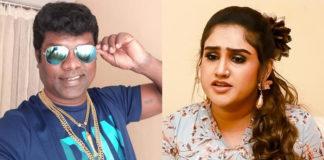 Vanitha About Vadivel Balaji