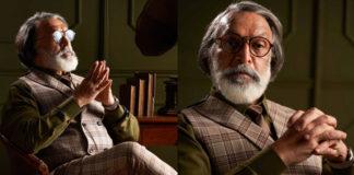 Edhir Nayagan Actor Nasser Latest Photoshoot Images