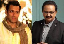 Salman Khan about SPB