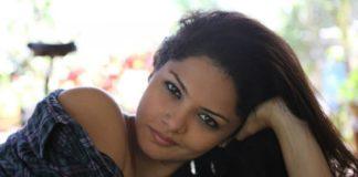 Anuya in Saree Photos