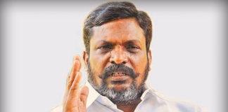Thol Thirumavalavan Speech Controversy