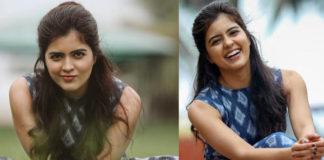 Actress Amritha Aiyer Latest Photos