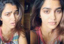Actress Sai Dhanshika Latest Stills