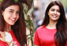 Actress Amritha Aiyer Recent Pictures
