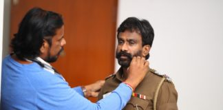 PRO Nikkil Murugan in Powder Movie