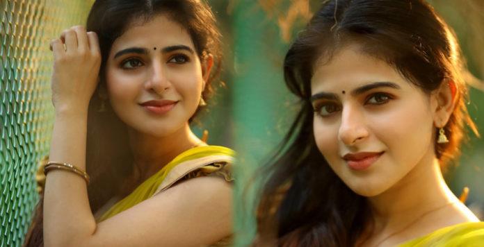 Gorgeous Iswarya Menon