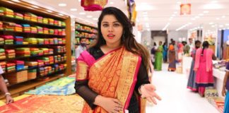 Nancy Jenifer Purchase in Velavan Stores