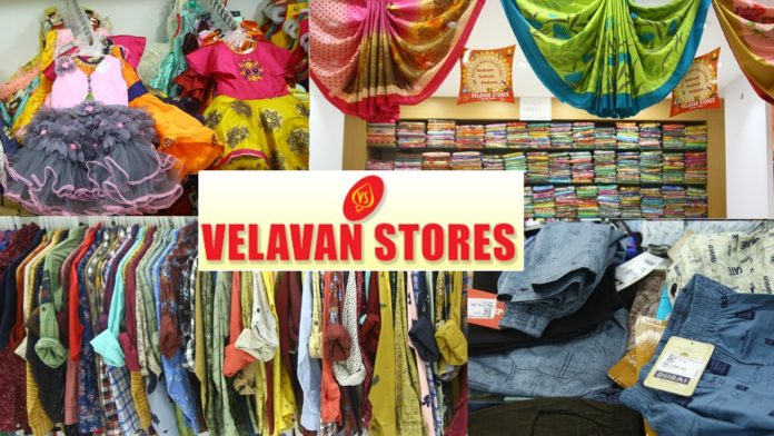 Chirstmas and Pongal Offer in Velavan Stores