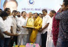 Award to PT Selvakumar