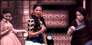 VJ Chithra in Last Show Video