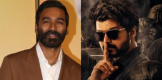 Dhanush About Master Movie Release
