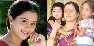 Actress devayani daughters photos