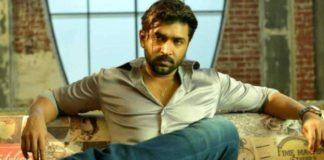 Arun Vijay in Sinam Teaser