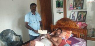 Vishal Helps to People