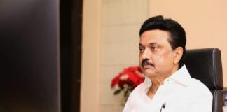 OYC in DMK Party Meeting
