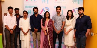 Actor Ashok Selvan and Abi Hassan New Movie Launch