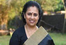 Lakshmi Ramakrishnan Old Photos
