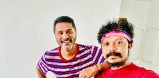 Prabhu Deva Join With Sridhar