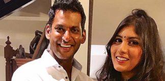 Vishal Ex-Lover Anisha Photos