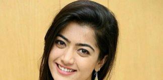 Rashmika Mandanna Without Makeup Photo