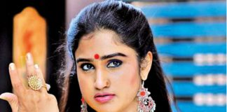Vanitha Signed in Arjun Doss Movie