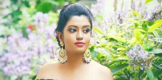 Roshini Haripriyan Without Makeup Photo