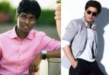 Atlee Busy on Sharukh Khan Movie