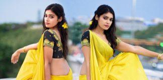 Tharsha Gupta in Marriage Costume