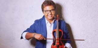 Celebration for D Imman in Annathae Shooting Spot