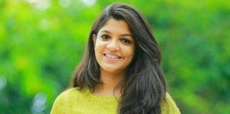 Actress Abarna Balamurali Photos