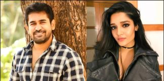 Ritika Singh Pair With Vijay Antony