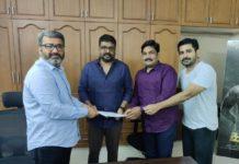 Vijay Antony Join With CS Amuthan