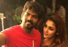 Nayanthara With Vignesh Shivan in Kerala
