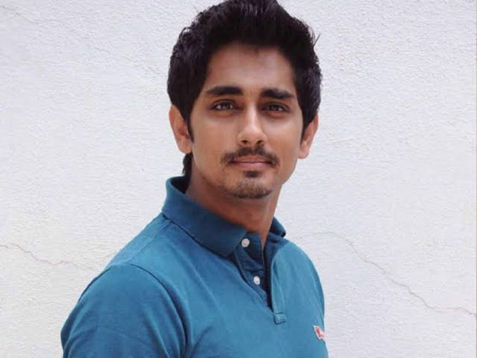 Sidharth Reply to Ajith Fan