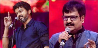 Vijay Pay Respects to Vivek