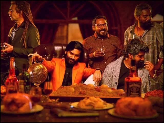 Netflix-ல் வெளியாகிறது தனுஷின் Jagame Thandhiram