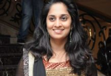 Actress Shalini in Modern Dress