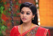 Serial actress Gayatri son photo
