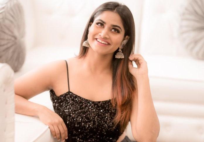 Actress Shivani Narayanan Latest Photos