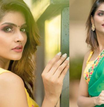 Classy and elegant Subalakshmi Rangan