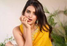 Actress Nidhi Agarwal latest photo