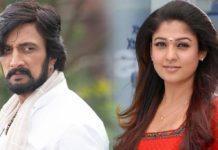 Sudeep As Villian in Nayanthara Movie