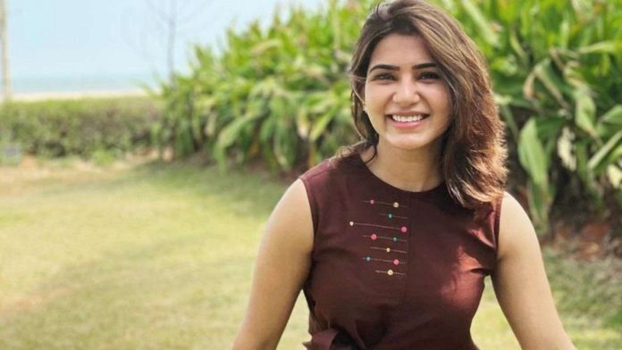 Samantha in New Business