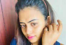Bharathi Kannamma Fareena Without Makeup Photo