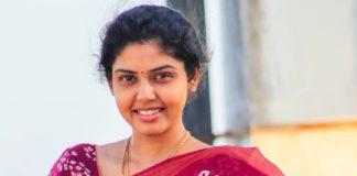 Pandian Stores Meena Without Makeup Photos